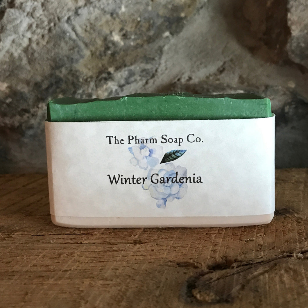 Winter Gardenia Soap