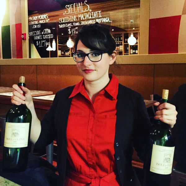 Liz Mann Wine Director at Spoke Wine Bar
