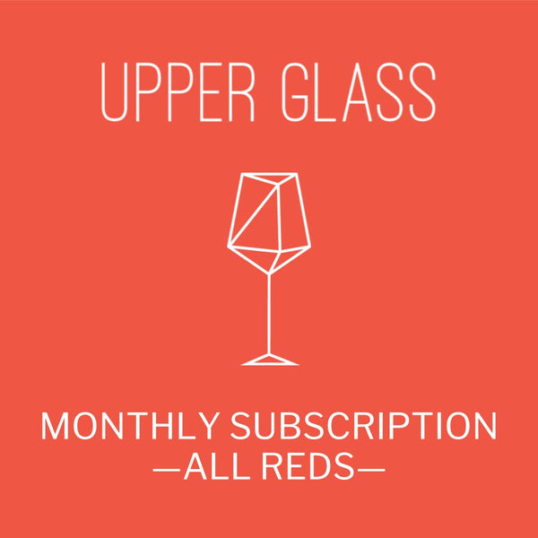 Join the Club! Monthly Subscription—ALL REDS