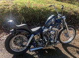 Frankenstein Chopper Seat and Fender Package