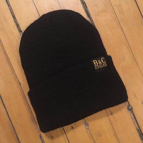 B&C Wool Watch Cap