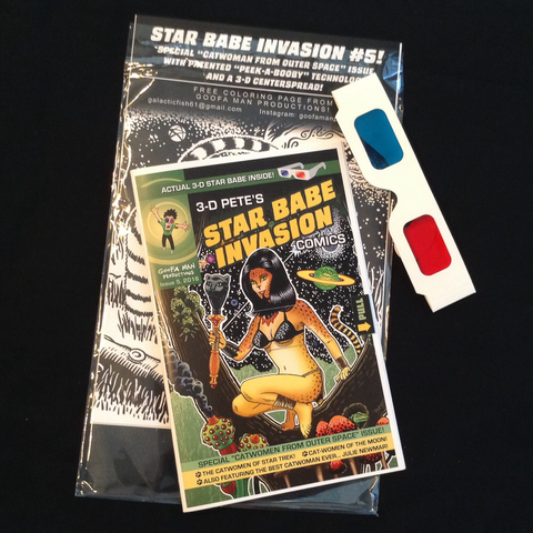 Star Babe Invasion Comics issue 5