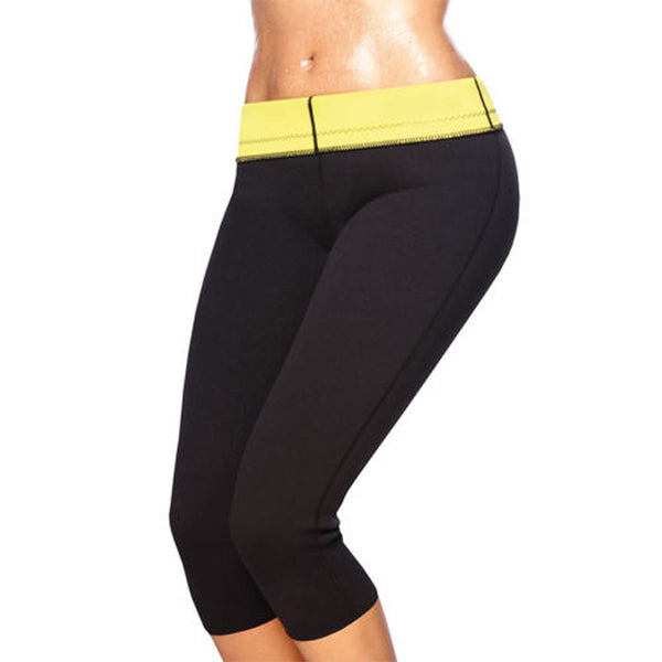 Women Hot Sweat Sauna Body Shapers Slimming Pants