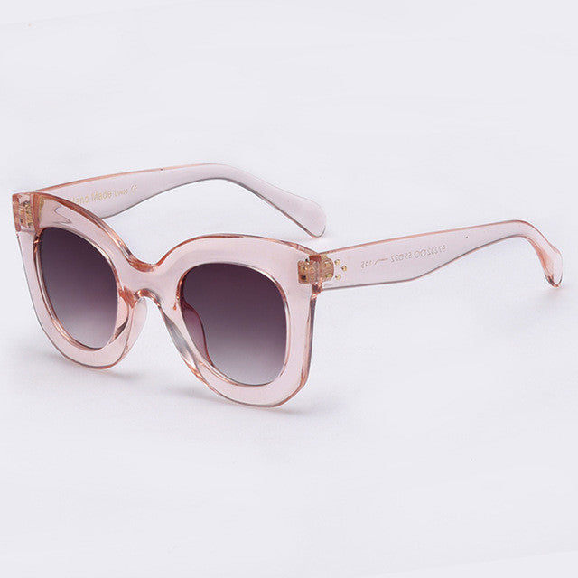 Women Luxury Brand Designer Vintage Sun glasses