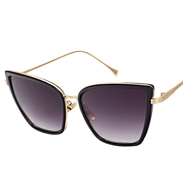 Fashion Designer Style Cat Sunglasses