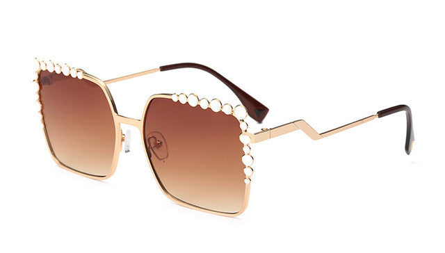 New Square Oversized Women Sunglasses