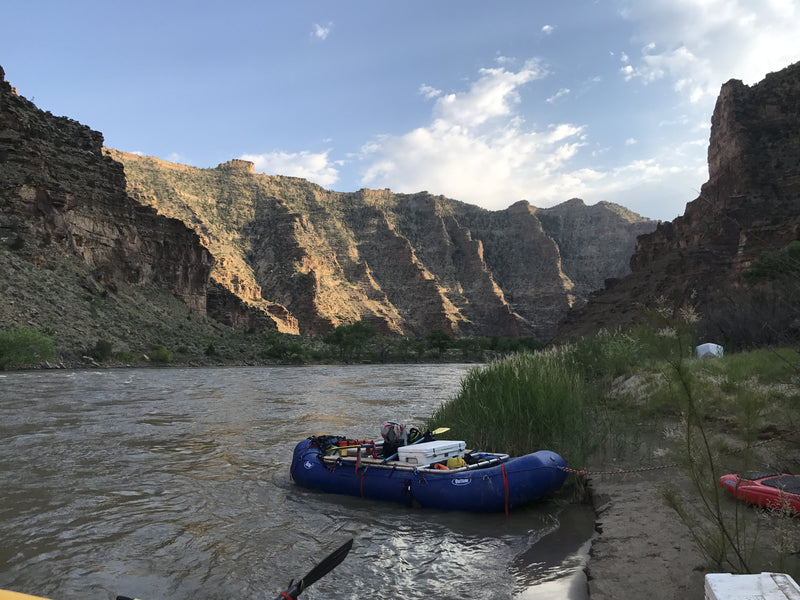 FishSki in the Wild: Desolation and Gray Canyons