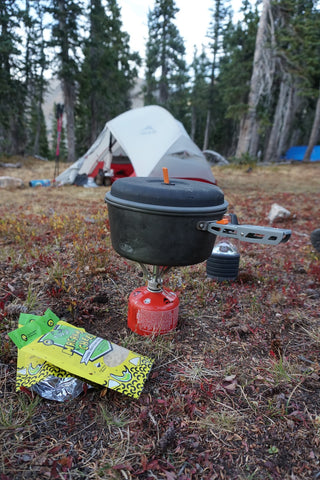 FishSki Provisions Backcountry Backpacking Meals