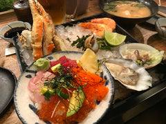 Aquatic Addiction seafood platter