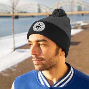 The Beanie - Classic Pom Pom - East Coast Beard Bros