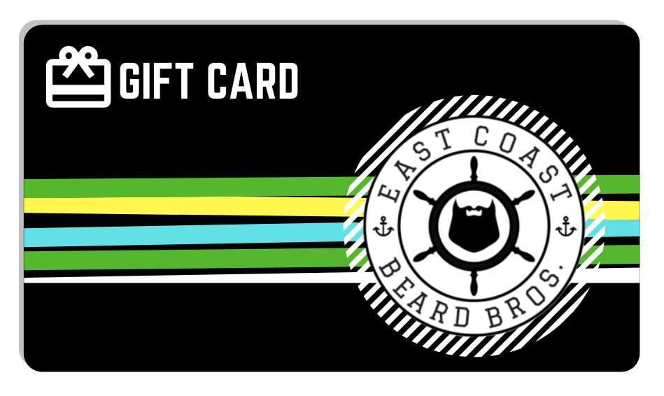 Gift Cards - East Coast Beard Bros