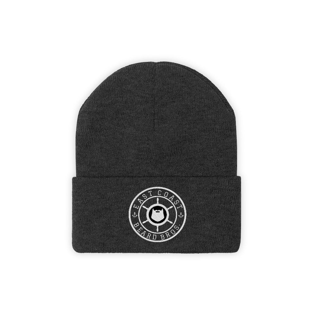 The Beanie - Stamped Logo - East Coast Beard Bros