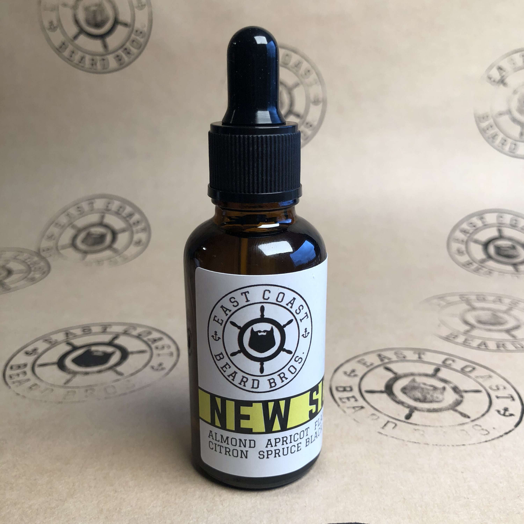 New Scotland Beard Oil - East Coast Beard Bros