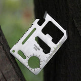 Multi Tools 11 in 1 Credit Card