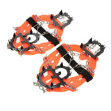 Spike - 2pcs 14-Teeth 2 Crampons Chain Spikes