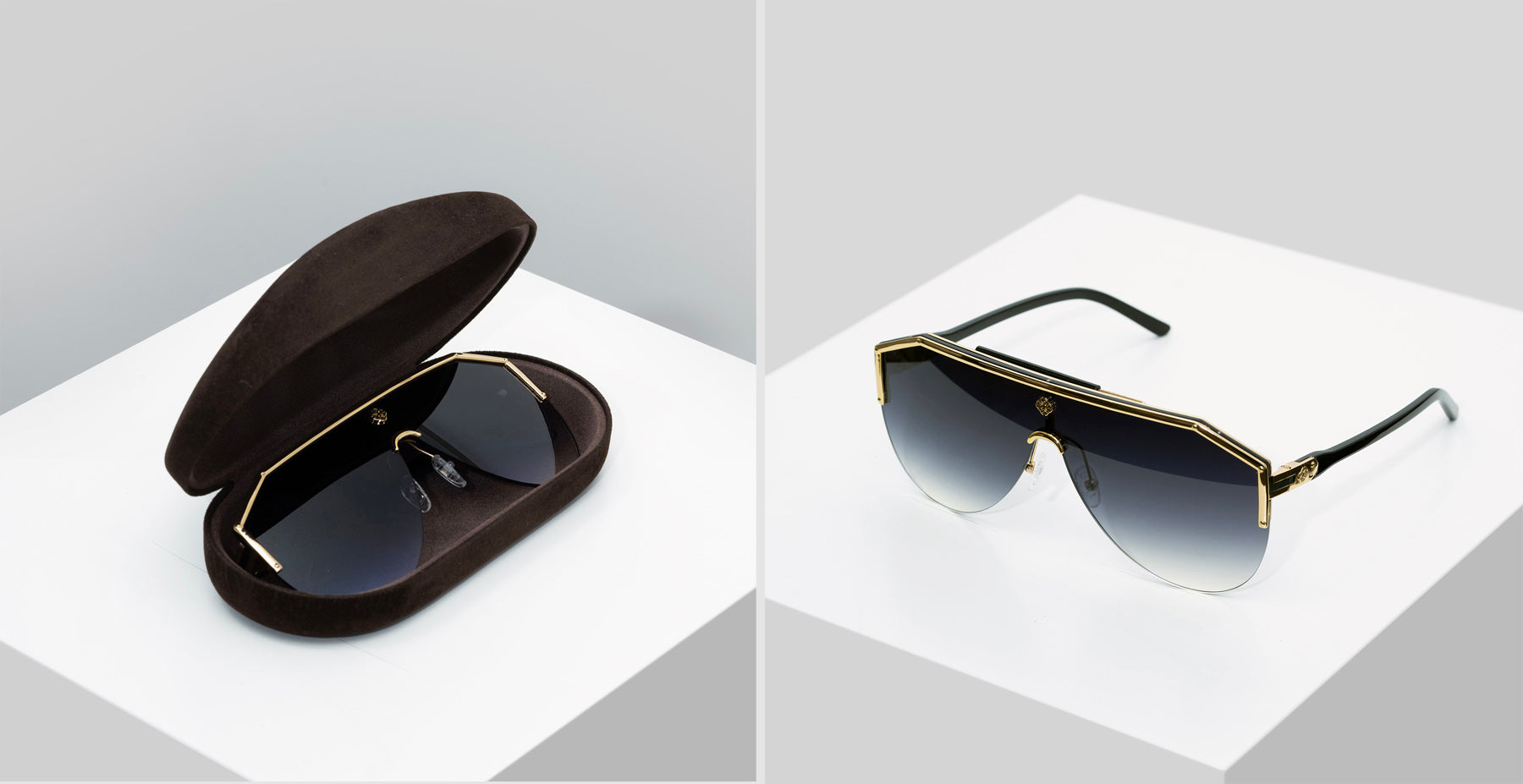 Rockstar Sunglasses by Golden Concept