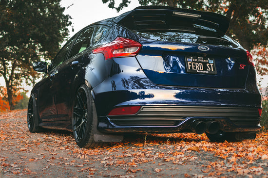 Ford Focus 11+ Carbon Edition Mud Flaps