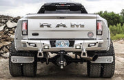 Dually REK-mesh Mud Flaps (Front and Rear)