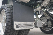 Dually REK-mesh Mud Flaps