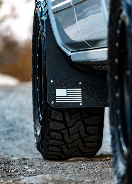 Chevy 'Merica Mud Flaps