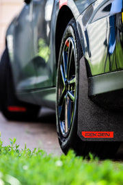 Ford Focus Performance Rally Mud Flaps 11'-18' SE-ST-RS