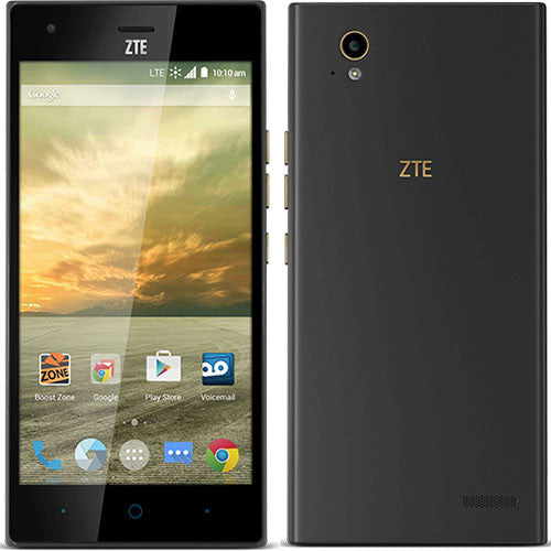 ZTE Warp Elite Black 16GB N9518