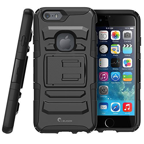 iBlason Prime Dual Layer Holster Case for iPhone 6/6S
