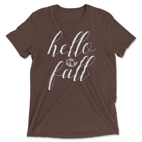 Hello Fall Graphic T-shirt