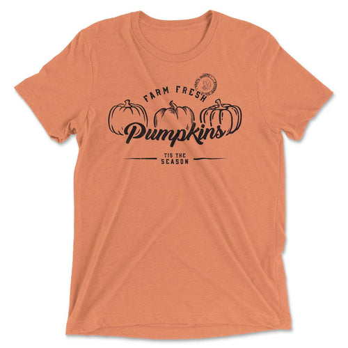 Pumpkin Season Tee