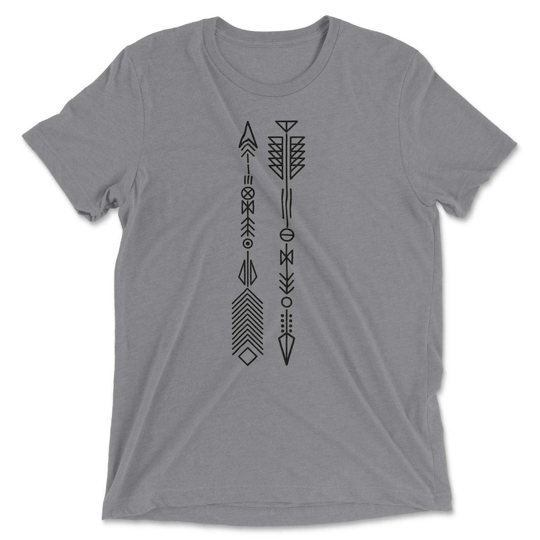 Aztec Double Arrow Graphic Tee