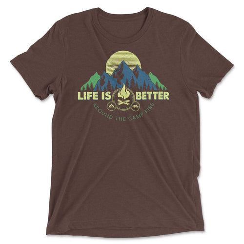 Life Is Better Graphic Tee