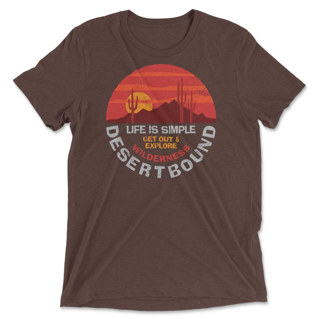 Desert Bound Outdoor Tee