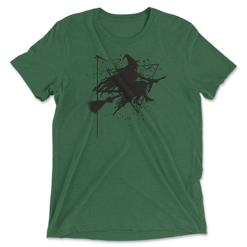 Flying Witch Graphic Tee