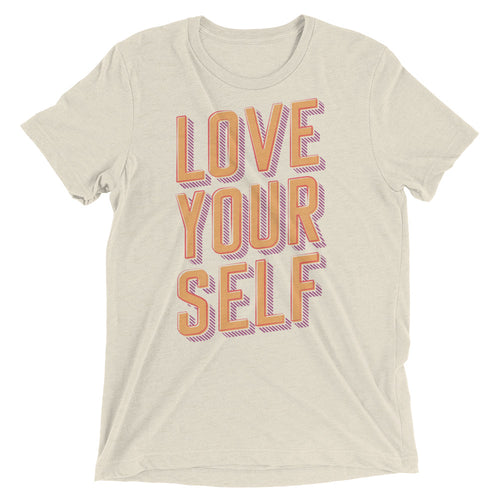 Retro Love Yourself Graphic Tee