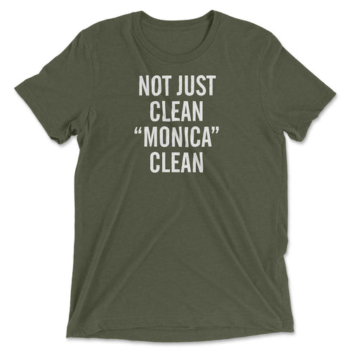 Not Just Clean 'Monica' Clean Tee
