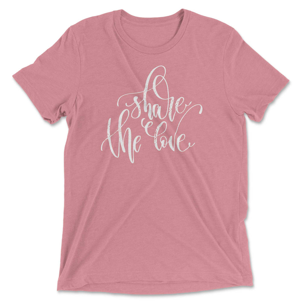 Share The Love Graphic Tee
