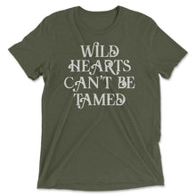 Wild Hearts Can't Be Tamed Statement T-shirt