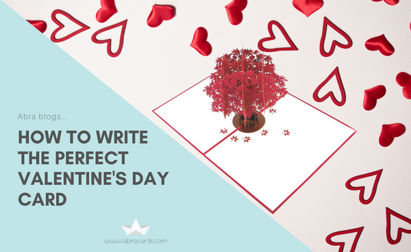 How to write the perfect Valentine's Day card