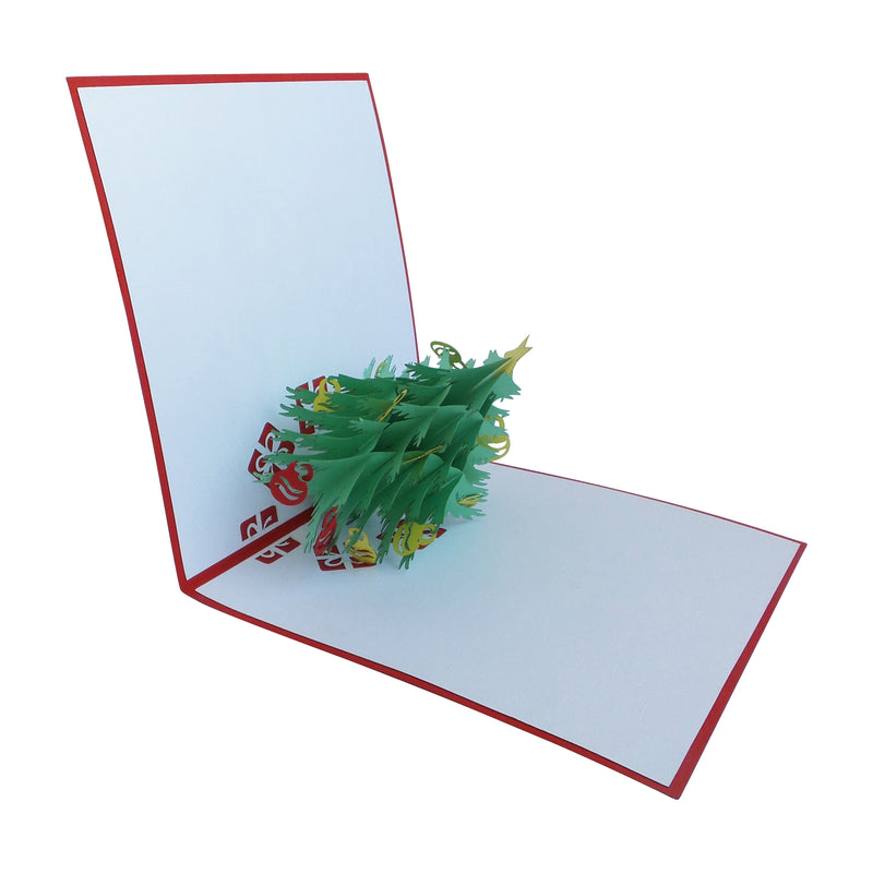 8 x Christmas tree - Multipack