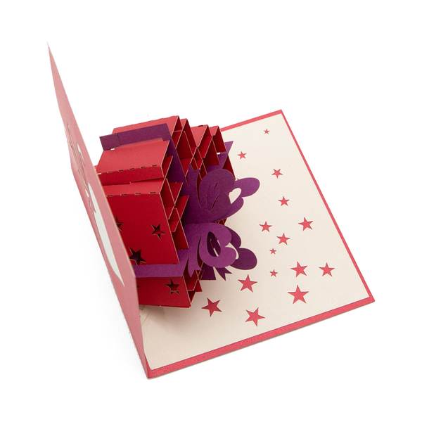 Heart Boxed Present