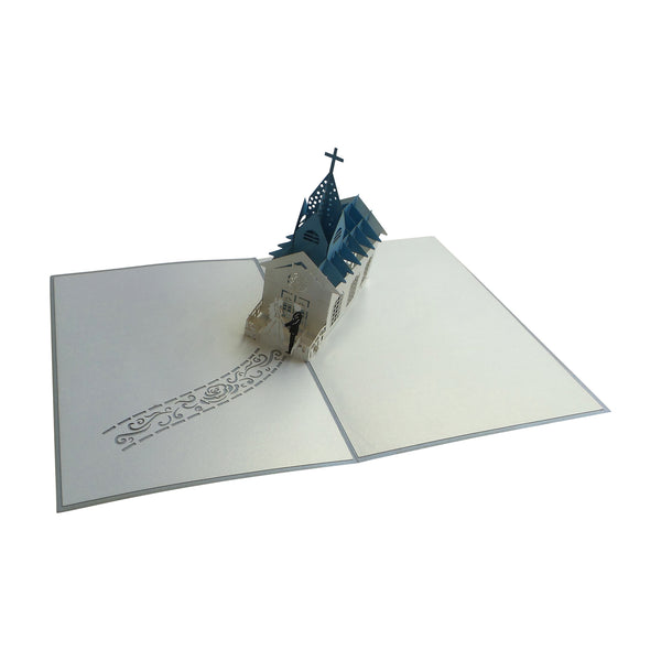 Wedding Pop Up Card
