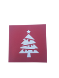 Christmas Tree (Red)