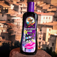 Australian Gold Cheeky Brown Dark Tanning Accelerator 8.5oz In Store Pickup Only.