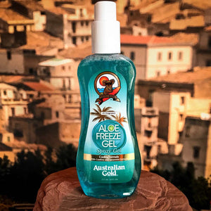 Australian Gold Aloe Freeze Spray Gel 8oz In Store Pickup Only.