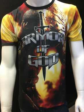 Armor of God Dry Fit Shirt