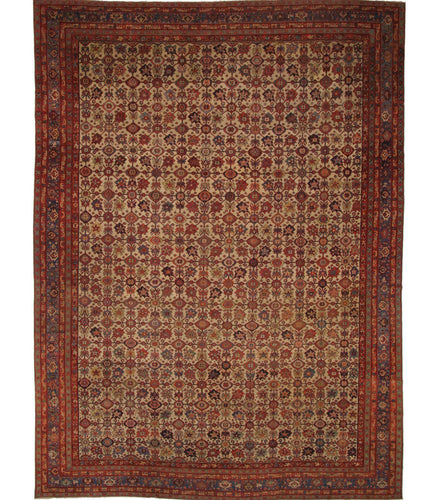 12469 MALAYER ANTIQUE PERSIAN