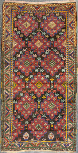 Antique Caucasian Kazak Rug Circa1900 RS425273
