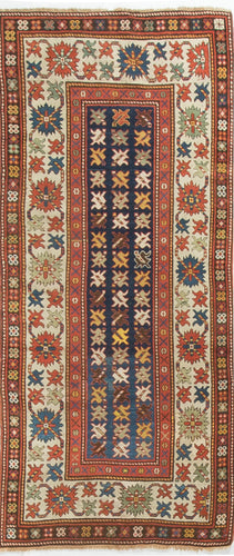 Antique Caucasian Kazak Circa 1900 RS535864