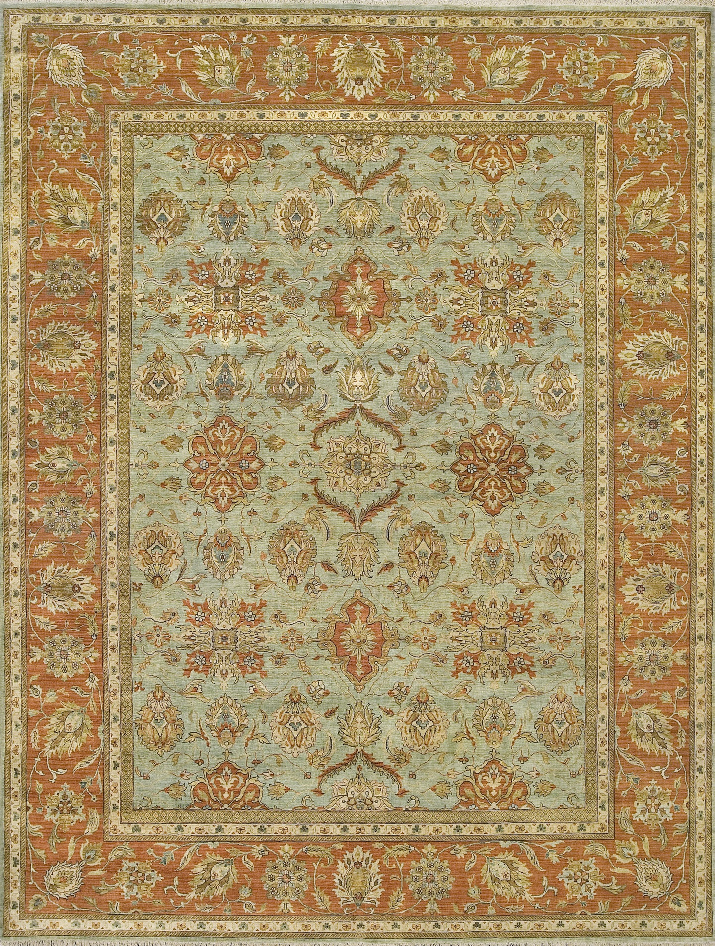 Lamani Reserve Lamani 1009 Con Light Blue Rust