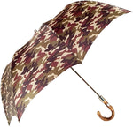 Load image into Gallery viewer, Camouflage Umbrella Folding With Bamboo Handle - il-marchesato
